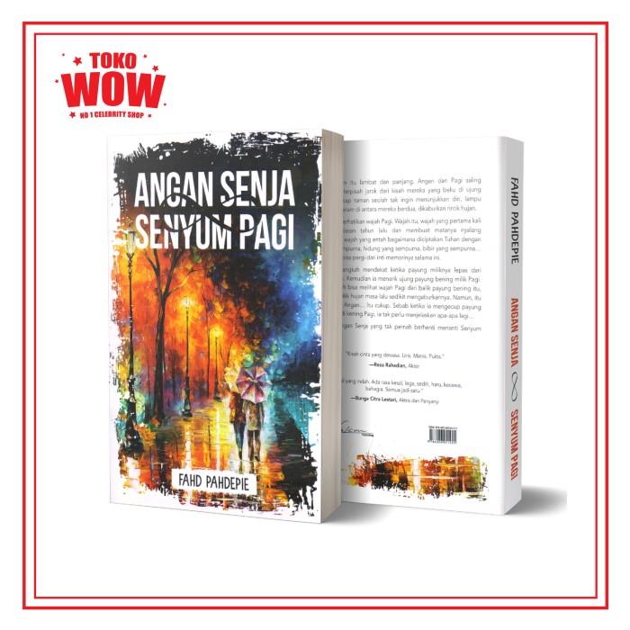 Jual Tokowow – Buku Angan Senja Dan Senyum Pagi Harga Promo Terbaru