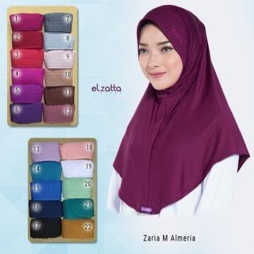 Jual Model Terbaru Bergo Elzatta Zaria M Almeria New Jakarta Pusat Reta Sakura Tokopedia