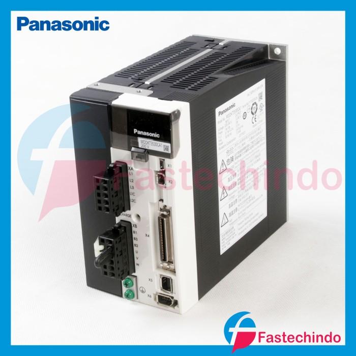 Foto Produk PANASONIC SERVO DRIVE A5 II 1KW MDDKT3530 dari fastech-indo