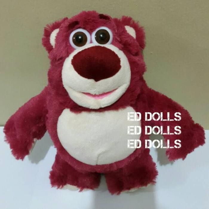 harga Boneka: lotso bear from toy story  25 cm  Tokopedia.com