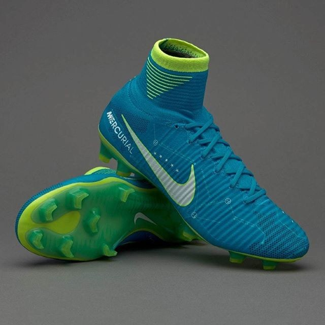 quality design 2d26c 82bcc Jual Sepatu Bola Nike Mercurial Superfly V SX Neymar FG Blue - Kab.  Banyumas - Sepatu Futsal Prodirect | Tokopedia