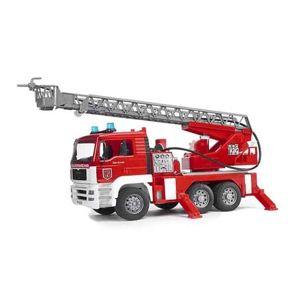 harga Bruder toys 2771 man tga fire engine with ladder, water pump and l & s Tokopedia.com
