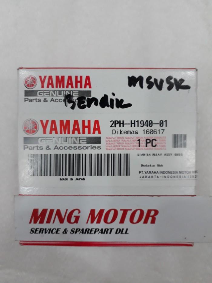 harga Bendik Stater Mio M3 2ph Asli Yamaha Tokopedia.com