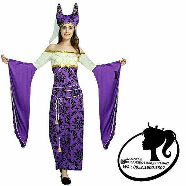 Jual Sewa Kostum Internasional Mesir Yunani Eropa Kota Surabaya Mercy Land Tokopedia