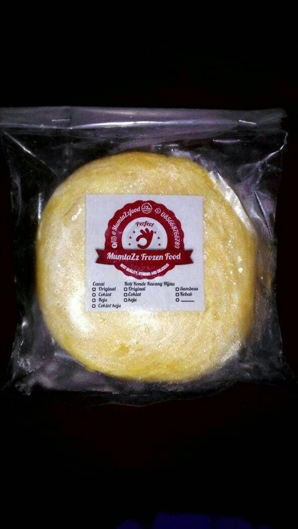 harga Roti maryam / roti canai / roti cane original isi 5 lembar Tokopedia.com