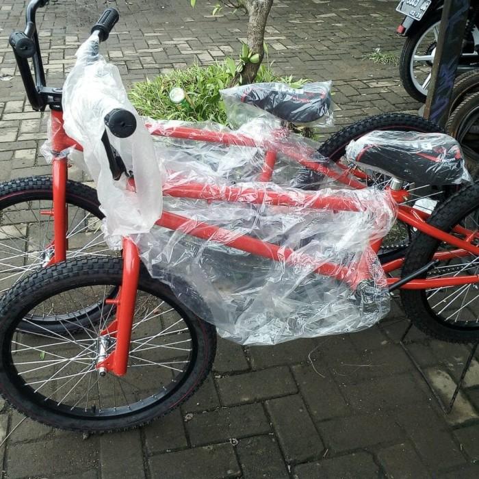 Jual BMX Rakitan Kota Depok TOKO SEPEDA RALLY BIKE