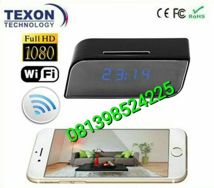 harga Hidden camera / spycam / ipcam mini speaker / ip camera cctv wifi Tokopedia.com