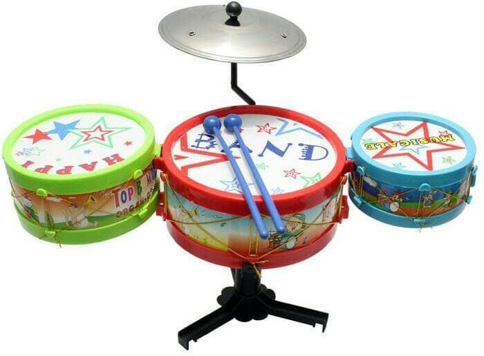 harga Mainan anaka drum set mini Tokopedia.com
