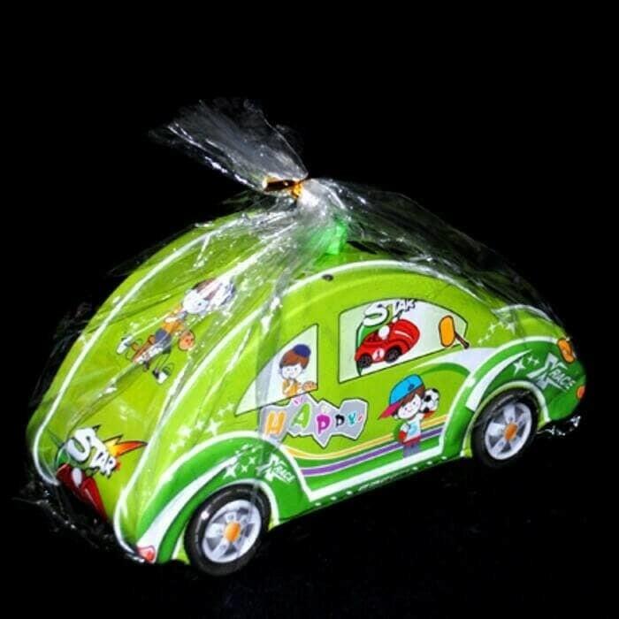 harga Celengan mobil kaleng plus gembok cocok buat hadiah si kecil Tokopedia.com