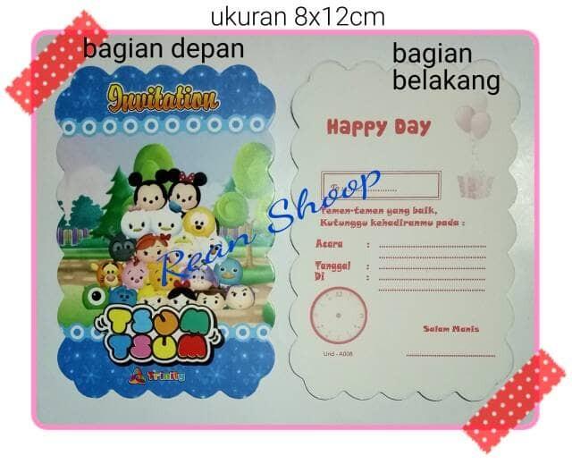 Info Kartu Undangan Ulang Tahun Hargano.com