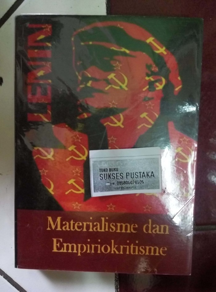 harga Buku materialisme dan empiriokritisme - lenin Tokopedia.com