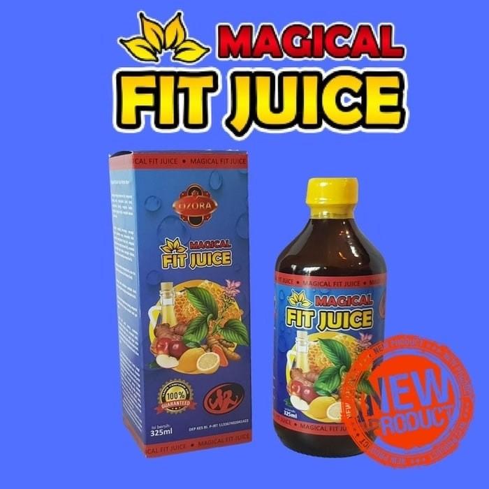 Foto Produk OZORA Magical Fit Juice 325ml Herbal Jantung Stroke, Liver, Madu Lemon dari allinhere shop