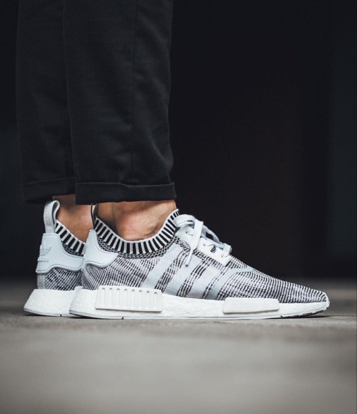 1ce40641cdd64 PROMO Sneakers adidas nmd r1 primeknit oreo colourways pack BEST SELL