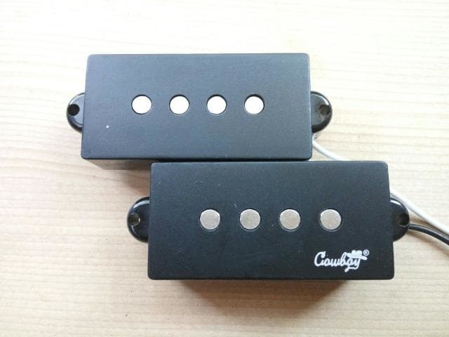harga Pickup bass 4 string cowboy precision Tokopedia.com