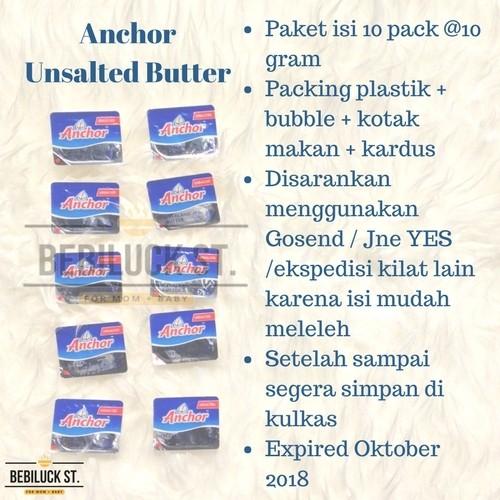 harga Anchor unsalted butter untuk mpasi bayi Tokopedia.com