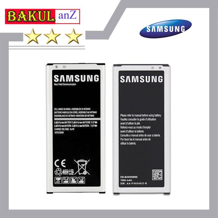 harga Baterai handphone samsung galaxy alpha g850 batre hp battery original Tokopedia.com