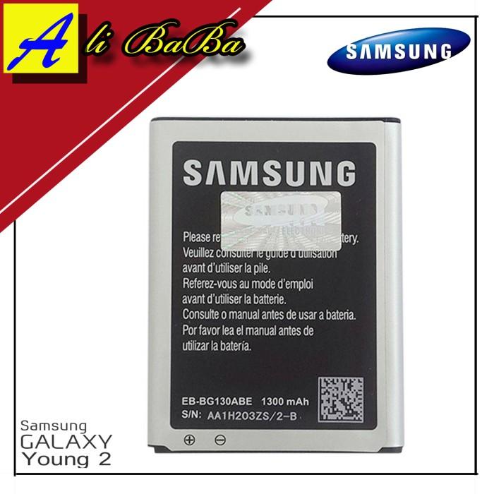 harga Baterai handphone samsung galaxy young 2 g130 batre hp battery samsung Tokopedia.com