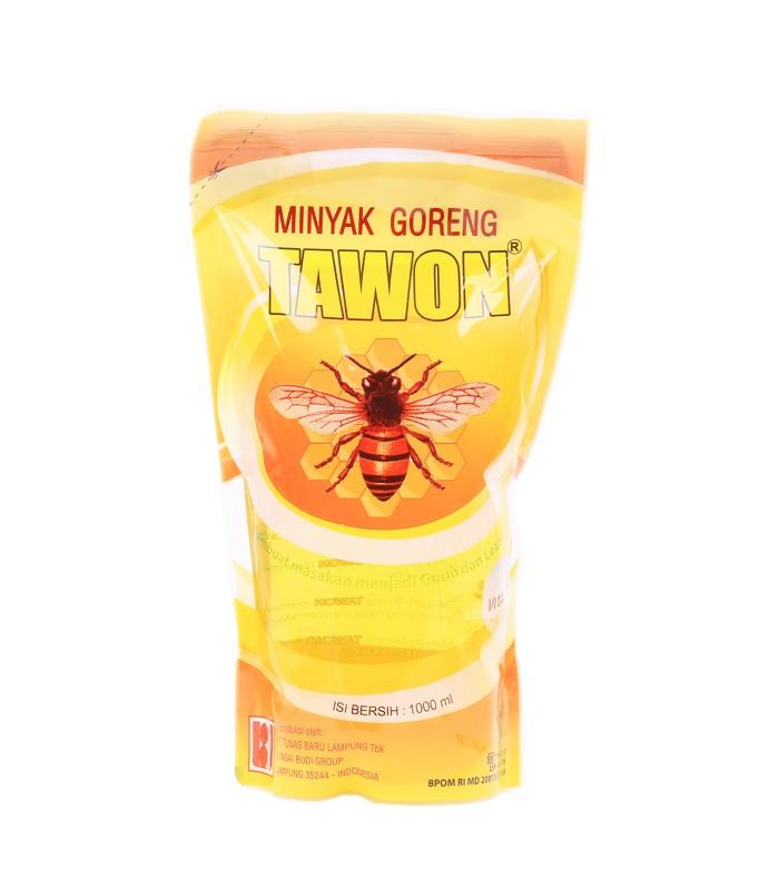 harga Minyak goreng tawon 1 liter Tokopedia.com