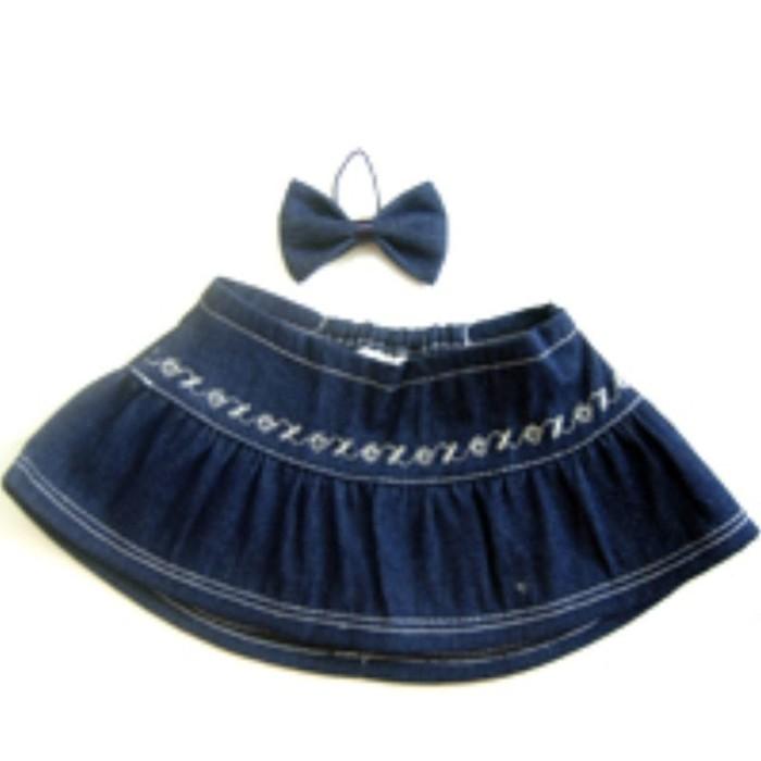 Jual Skirt 14  Blue Jeans Harga Promo Terbaru