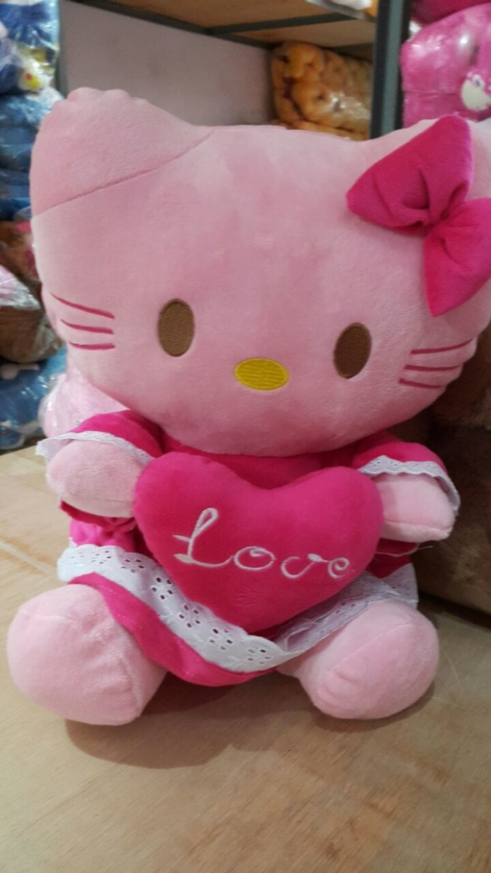 Jual Boneka Hello Kitty Princess Jakarta Barat Majumakmurshop