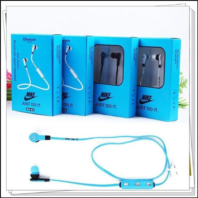 HEADSET BLUETOOTH NIKE ORIGINAL MS-B4