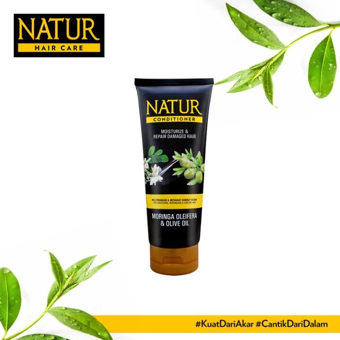 Foto Produk Natur Conditioner Moringa 165 ML dari Back To Natur