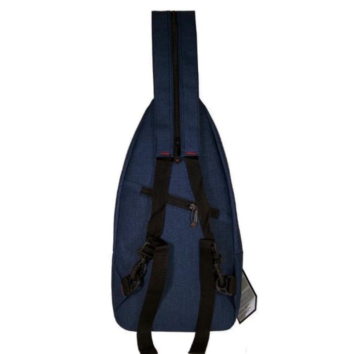 Carboni Waistbag Ransel Tali Satu AA00023-10 - Blue