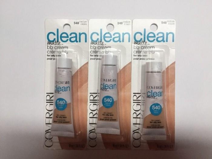 harga Covergirl clean matte bb cream Tokopedia.com