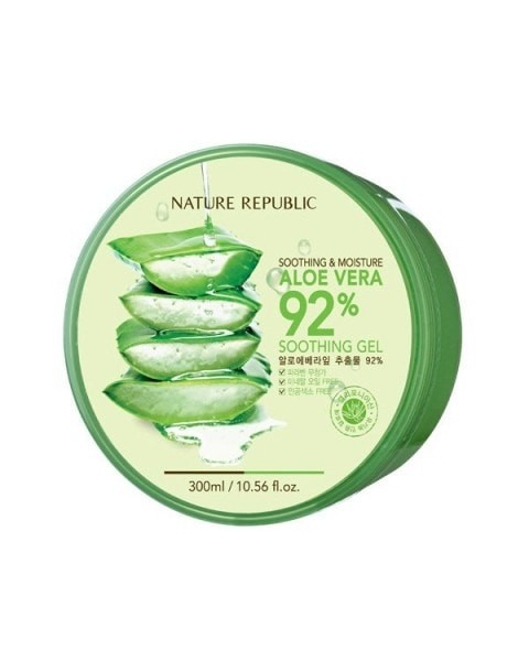 harga Nature republic soothing & moisture aloe vera 92% soothing gel Tokopedia.com