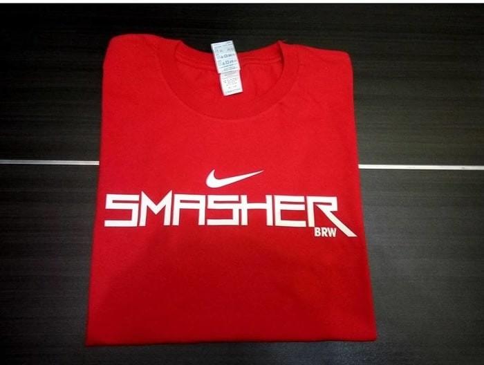 harga Kaos tshirt baju combed 30s distro nike smasher voli volley jersey Tokopedia.com