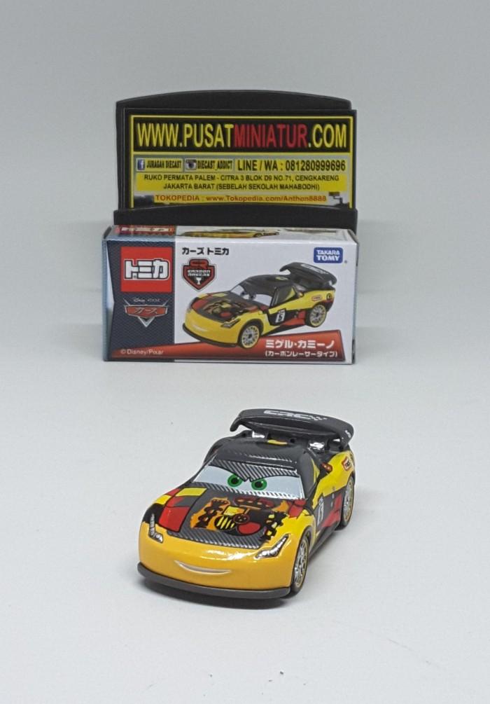 harga Miguel camino - tomica cars (diecast-miniatur) Tokopedia.com