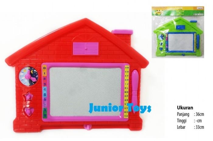 harga Mainan drawing board menulis dan menggambar Tokopedia.com