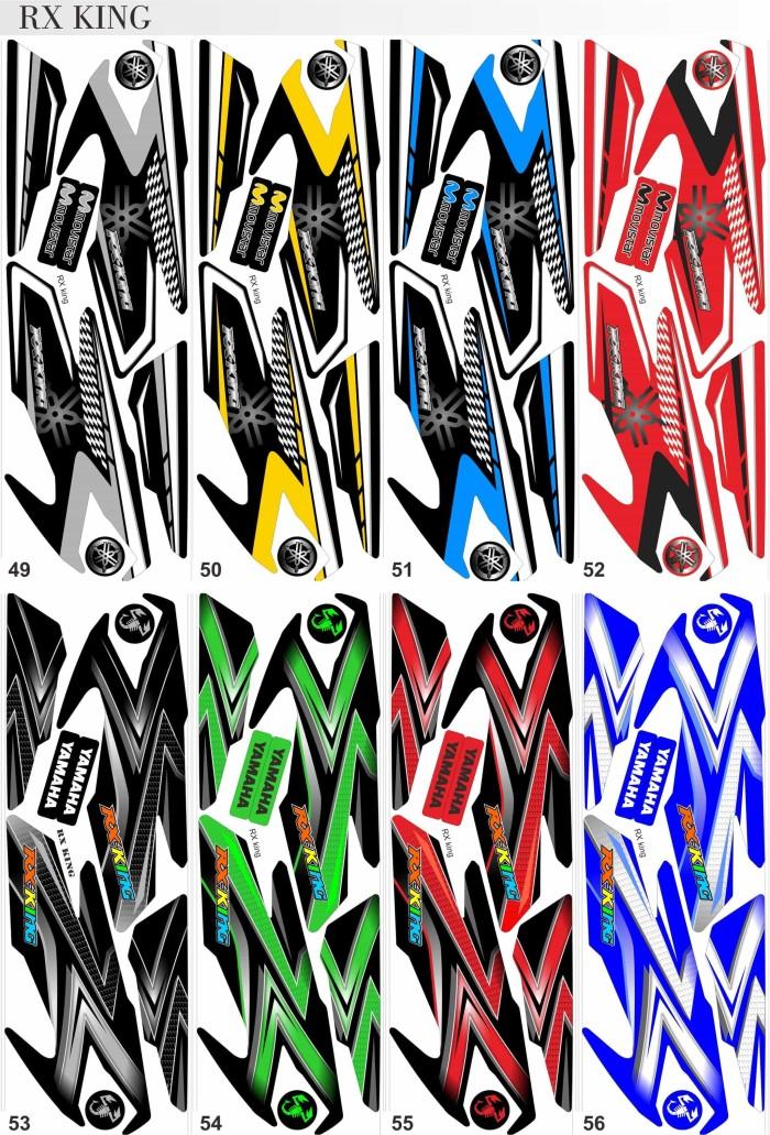 harga Striping*decal*sticker* yamaha rx king Tokopedia.com
