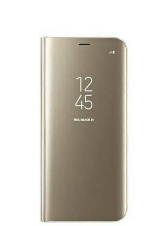 Foto Produk FLIP Case Samsung Galaxy A8 A8 2018 Clear View Standing Cover dari KOKO ACC