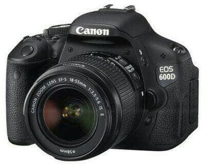 harga Kamera canon eos 600d kit 18-55 Tokopedia.com