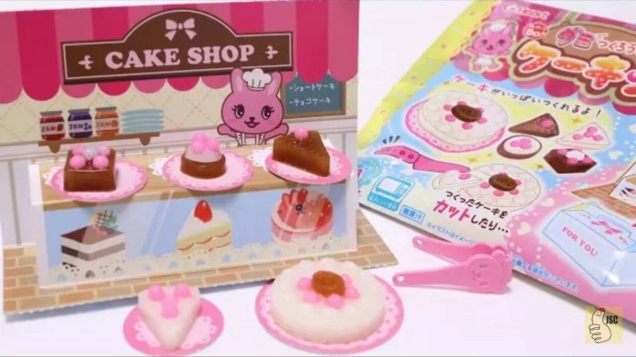 harga Kracie popin cookin cake shop Tokopedia.com