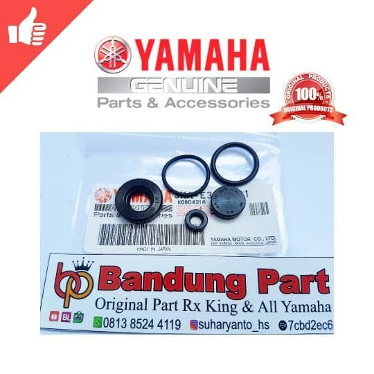 harga Seal sil set pompa oli samping motor yamaha rx king new Tokopedia.com