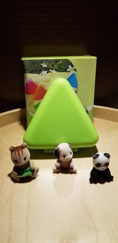 Foto Produk cetakan onigiri cetaka bento bekal makanan dari Mybentoshop