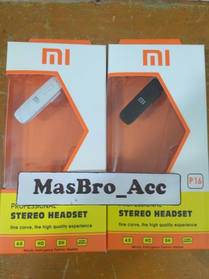 harga Headset bluetooth xiaomi/earphone bluetooth / stereo handsfree Tokopedia.com