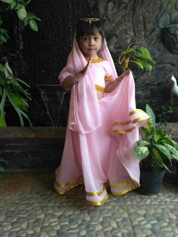 harga Baju india anak/baju india anak murah 7-9 th Tokopedia.com