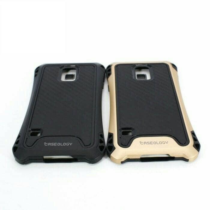 half off 466ce d2f11 Jual Case Caseology Samsung Galaxy S5 HardCase Hard Anti Crack Shock -  bulann acc | Tokopedia