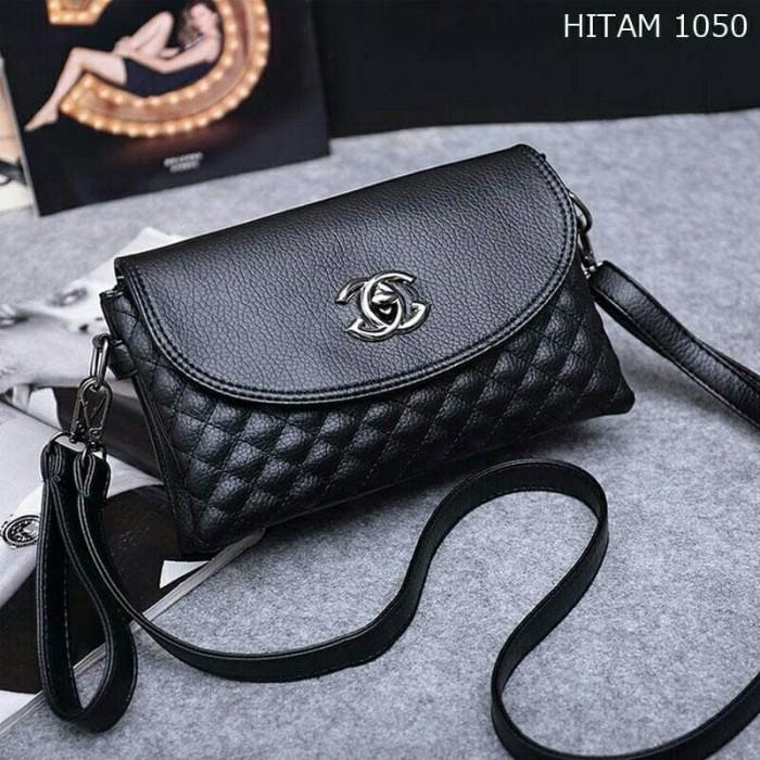 harga Tas wanita import tas batam tas selempang chanel Tokopedia.com