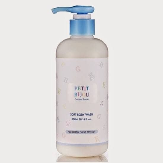 harga Etude house petit bijou soft body wash 300ml Tokopedia.com