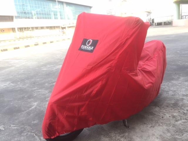 harga Vespa px 150 durable motor cover/selimut-red Tokopedia.com