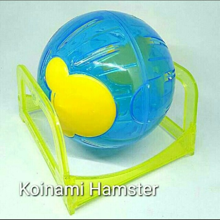 harga Joging Ball / Mainan Hamster / Aksesoris Hamster / Hamster Tokopedia.com