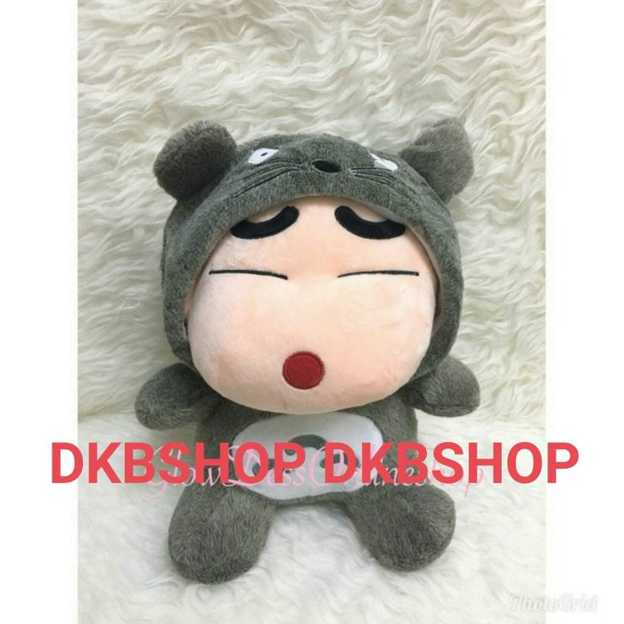 harga Boneka shinchan totoro boneka totoro Tokopedia.com