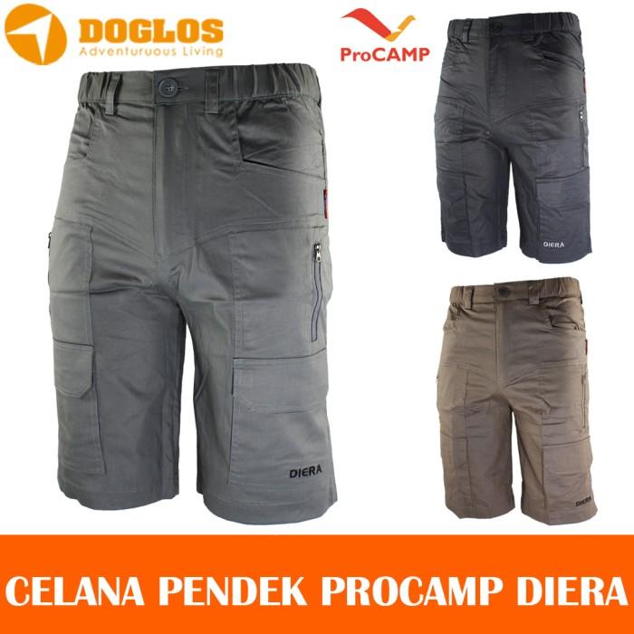 harga Procamp Diera Celana Pendek Cargo Outdoor Pdl Lapangan Gunung Tokopedia.com