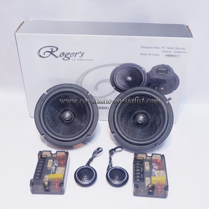 harga Speaker rogers spk-2650sx Tokopedia.com