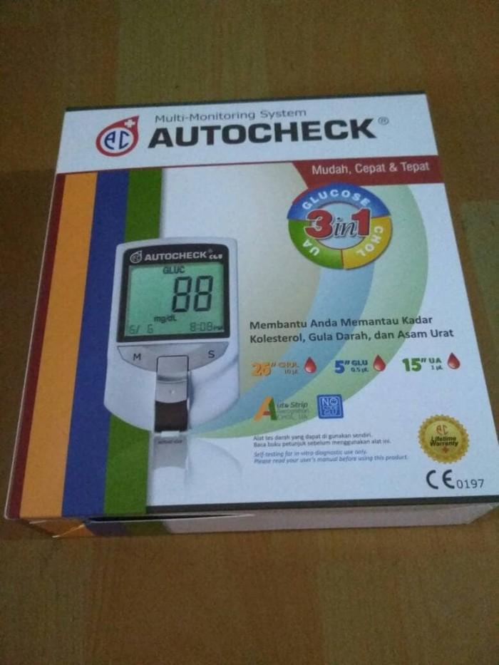 harga Autocheck Gcu Multi Monitoring System / Autochek Gcu / Auto Check Gcu Tokopedia.com