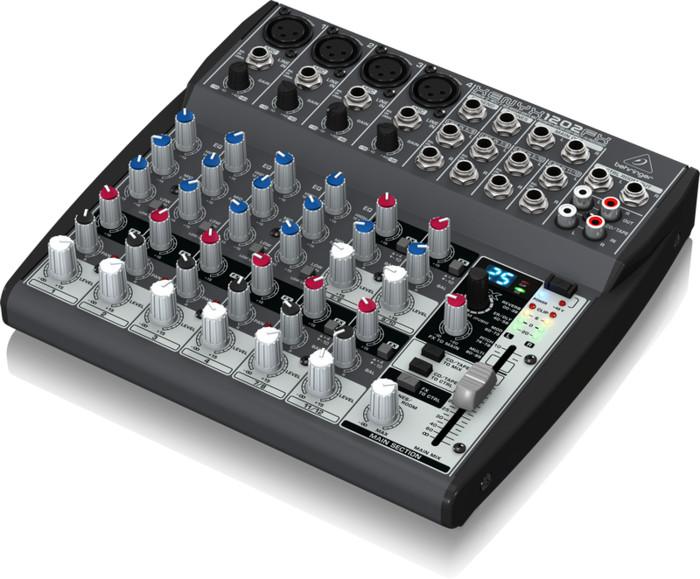 harga Behringer xenyx 1202fx mixer audio Tokopedia.com